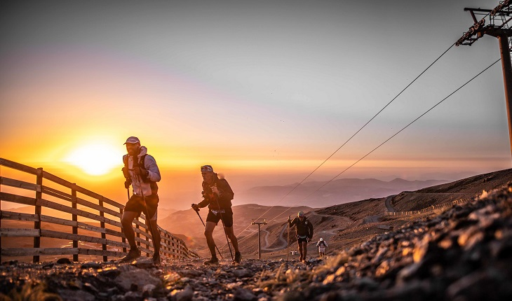 Ultra Sierra Nevada 2019: De la Alhambra de Granada a la cima del Veleta